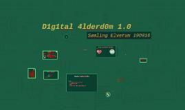 Digital Alderdom 1,0