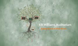 KR Williams Auditorium