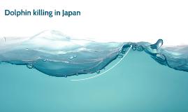 Dolphin killing in Japan