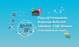 Piano di Formazione Regionale Referenti Adozione Abruzzo