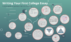 Writing Your First College Essay