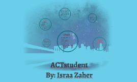 ACTstudent
