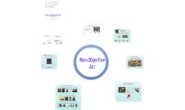 The Language of Art & Non-Objective Art