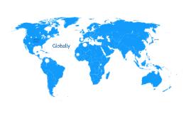 Global Map - QIAGEN
