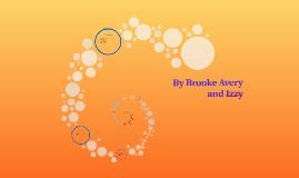 Brooke Avery and Izzys prezi