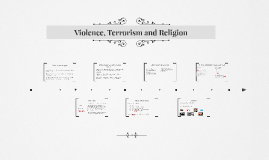 Violence, Terrorism and Religion