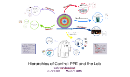 PPE and Organizational Culture of the Lab