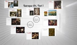 Italian, French, and Spanish Baroque Art