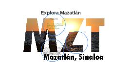 Explora Mazatlán