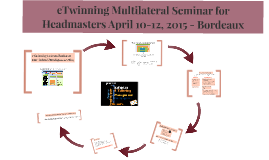 Copy of e-twinning multilateral seminar for headmaster - april 10-12, 2015