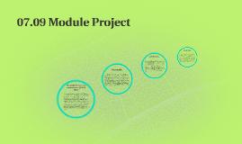 07.09 Module Project