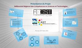 Présentation du projet : R2CST