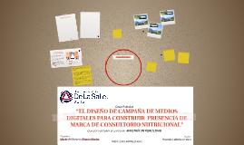 Copy of EL DISEÑO DE CAMPAÑA DE MEDIOS DIGITALES PARA CONSTRUIR  PRE