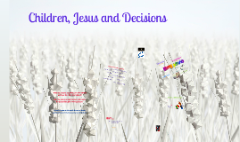 Children Deciding for Jesus