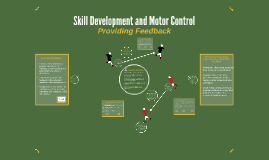 Skill Development and Motor Control