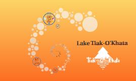 Lake Tiak-O'Khata