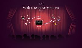 Walt Disney Animations