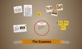 The Essenes