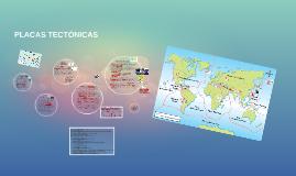 Copy of PLACAS TECTONICAS