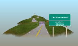 Copy of  La divina comedia y sus partes