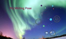 Writing Pose