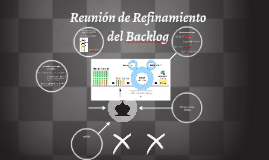Reunión de Refinamiento del Backlog
