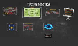 AULA 02 - TIPOS DE LOGÍSTICA