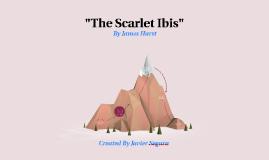 "Copy of ""The Scarlet Ibis"" Plot Diagram"