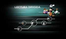 LECTURA DIRIGIDA