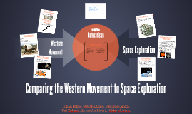 Comparing the Western Movement to Space Exploration