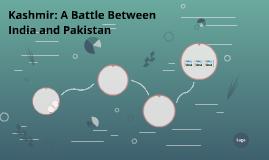 Kashmir: A Battle Between India and Pakistan