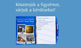 KöZGÁZ! Road Show