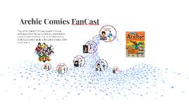 Archie Comics FanCast