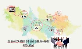 organizaciòn de las relaciones pùblicas