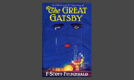 This is The Great Gatsby