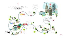 Copy of La Importancia del Color en la Arquitectura