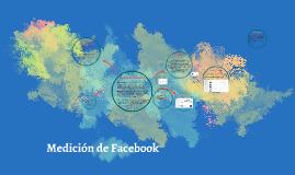 Medición de Facebook