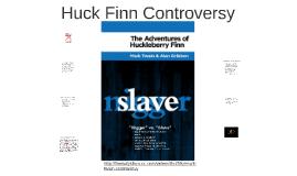 Huck Finn Controversy