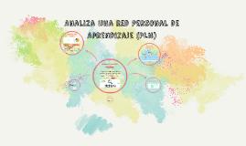 Analiza una Red Personal de Aprendizaje (PLN)