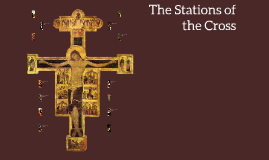 The Stations of the Cross (Year 3)