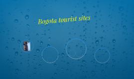 Bogota tourist sites