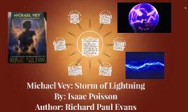 Michael Vey: Storm of Lightning