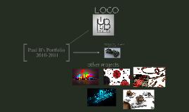 Portfolio 2010-2011