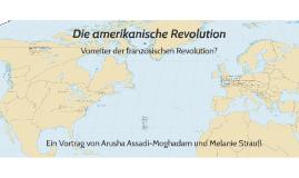 Copy of Amerikanische Revolution