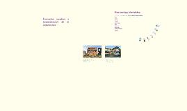 Elementos variables y fundamentales de la Arquitectura