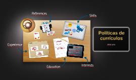 Políticas de currículos