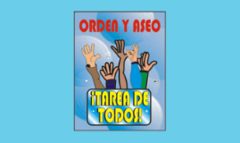 Copy of PROGRAMA DE ORDEN Y ASEO  5S