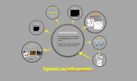 Copy of Ergonomics and Anthropometrics