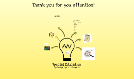 Copy of Special Education: Inclusion for All