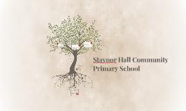 Copy of KS1 Staynor Hall Community Primary School